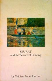 Seurat and the science of painting by William Innes Homer