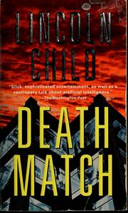 Cover of: Death match