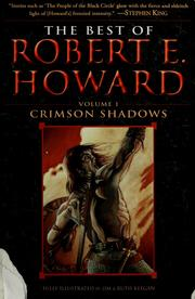 Cover of: The best of Robert E. Howard