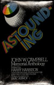 Cover of: Astounding