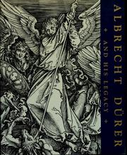 Cover of: Albrecht Dürer and his legacy