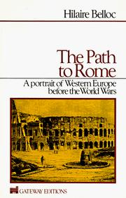 Cover of: The Path to Rome