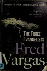 Cover of: The three evangelists