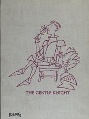 Cover of: The gentle knight