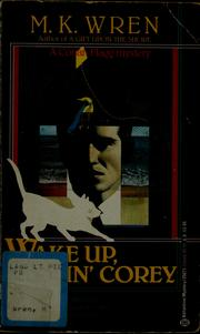 Cover of: Wake up, darlin' Corey