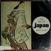 Cover of: The art of Japan. | Shirley Glubok