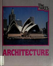 Cover of: Architecture