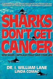 Cover of: Sharks don't get cancer