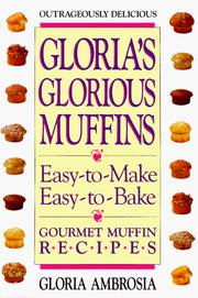 Cover of: Gloria's glorious muffins