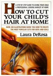 How to cut your child's hair at home by Laura Hinckley DeRosa