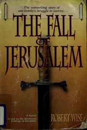 Cover of: The fall of Jerusalem