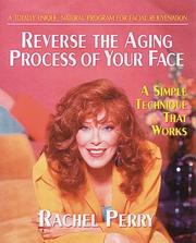 Cover of: Reverse the aging process of your face
