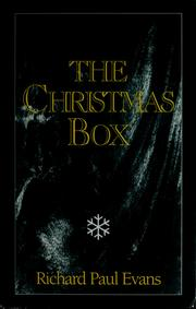 Cover of: The Christmas box | Richard J. Evans