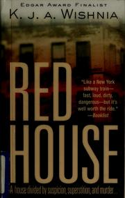 Cover of: Red house