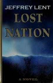 Cover of: Lost nation
