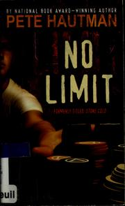 Cover of: No limit