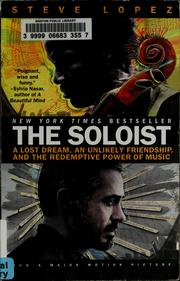Cover of: The soloist