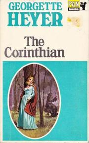 Cover of: The corinthian | Georgette Heyer