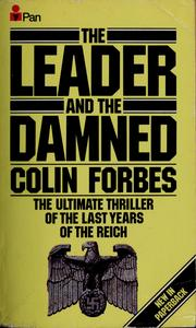 Cover of: The leader and the damned