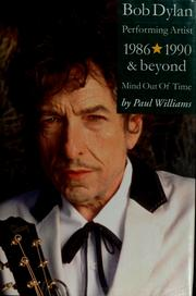 Cover of: Bob Dylan