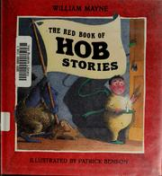 Cover of: The red book of Hob stories