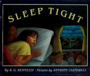Cover of: Sleep tight