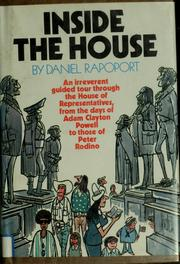 Cover of: Inside the House