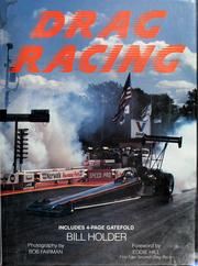 Cover of: Drag racing | Bill Holder