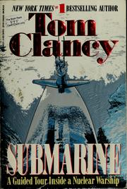 Cover of: Submarine | Tom Clancy