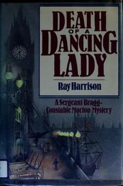 Cover of: Death of a dancing lady | Ray Harrison
