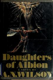 Cover of: Daughters of Albion