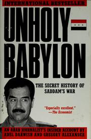 Unholy Babylon by Adel Darwish