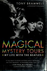Cover of: Magical Mystery Tours: My Life with the Beatles
