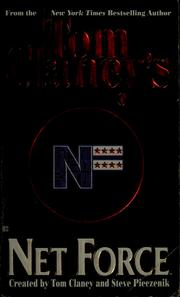 Cover of: Net force by Tom Clancy