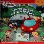 Cover of: How we became the Little Einsteins | Marcy Kelman