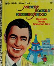 Cover of: Henrietta meets someone new