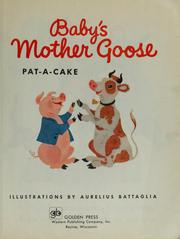 Cover of: Baby's Mother Goose | Aurelius Battaglia