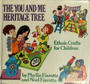 Cover of: The you and me heritage tree