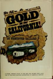 Gold in California!