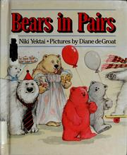 Cover of: Bears in pairs