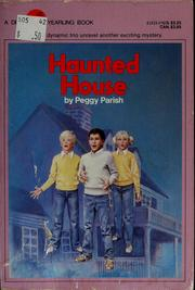 Cover of: Haunted house | Peggy Parish