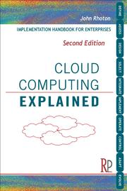 Cover of: Cloud Computing Explained |