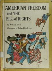Cover of: American freedom and the Bill of Rights