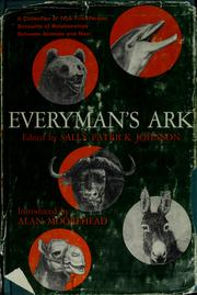 Cover of: Everyman's ark