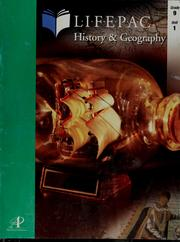 Cover of: History & geography | Alan Christopherson
