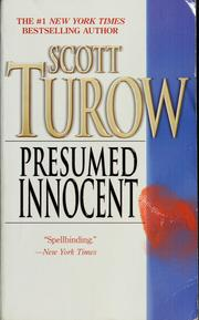 Cover of: Presumed innocent