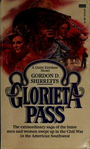 Cover of: Glorieta Pass