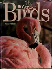 Cover of: The world of birds. | Malcolm Ellis