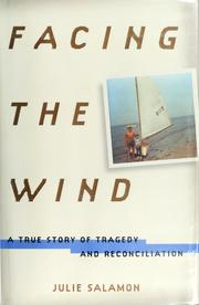 Cover of: Facing the wind