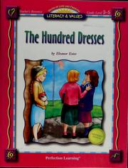 Cover of: The hundred dresses by Rhonda Berkower